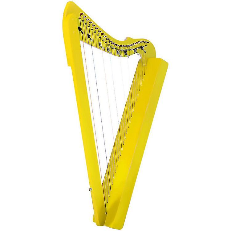 Rees HarpsSharpsicle HarpYellow