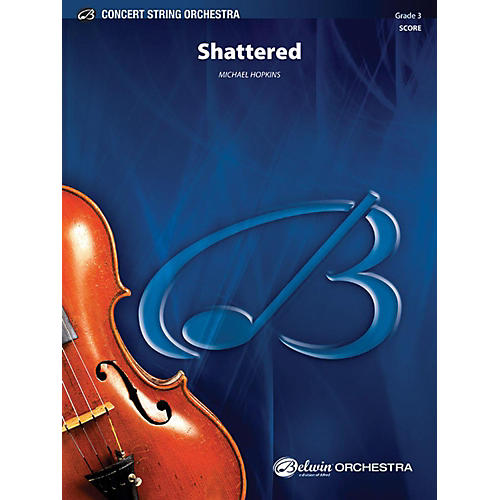 Alfred Shattered String Orchestra Grade 3-thumbnail
