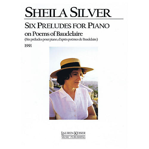 Lauren Keiser Music Publishing Sheila Silver - Six Preludes for Piano LKM Music Series Composed by Sheila Silver