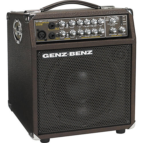 Genz Benz Shenandoah Compak 300 SHEN-CPK-8T 300W 1x8 Acoustic Guitar Combo Amp
