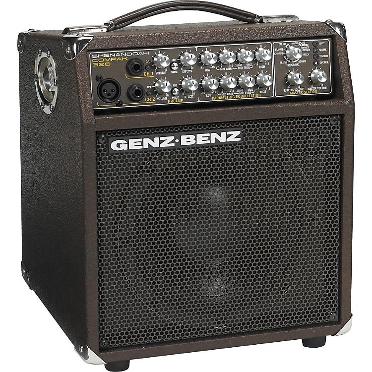 Genz BenzShenandoah Compak 300 SHEN-CPK-8T 300W 1x8 Acoustic Guitar Combo Amp