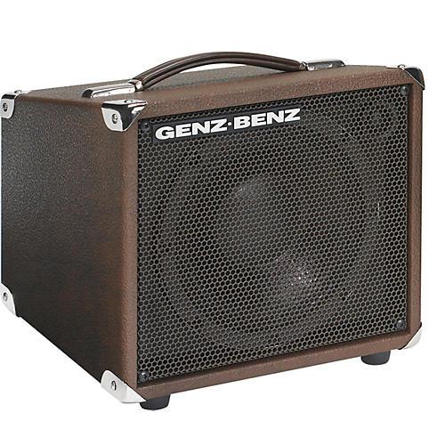 Genz Benz Shenandoah Compak SHEN-CPK-EXT8 300W 1x8 Acoustic Guitar Speaker Cabinet