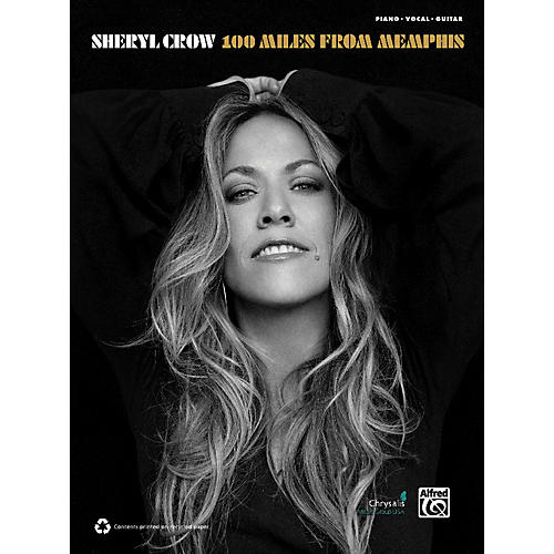 Alfred Sheryl Crow - 100 Miles from Memphis Book-thumbnail