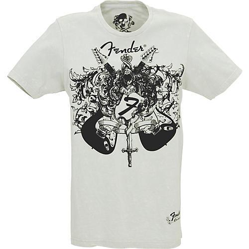 Fender Shield Men's T-Shirt-thumbnail