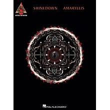 Hal Leonard Shinedown Amaryllis Guitar Tab Songbook