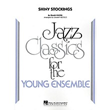 Hal Leonard Shiny Stockings Jazz Band Level 3 Arranged by Sammy Nestico