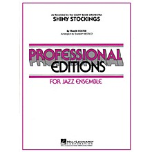 Hal Leonard Shiny Stockings Jazz Band Level 5 Arranged by Sammy Nestico