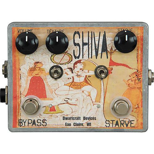 Dwarfcraft Shiva Fuzz Guitar Effects Pedal
