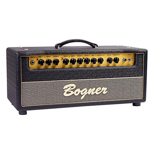 Bogner Shiva Tube Guitar Amp Head with 6L6 Power Tubes