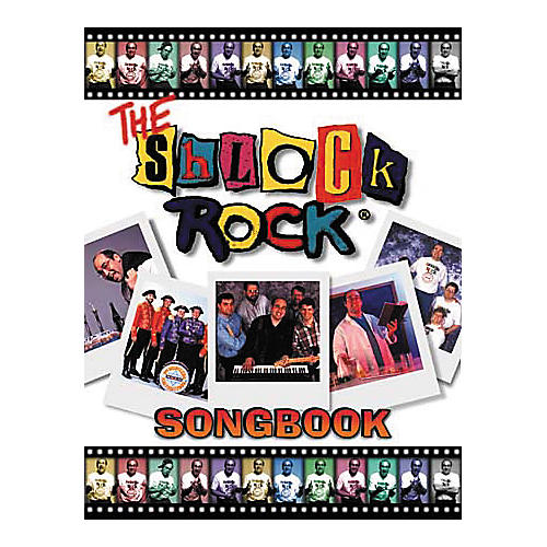 Tara Publications Shlock Rock (Songbook)
