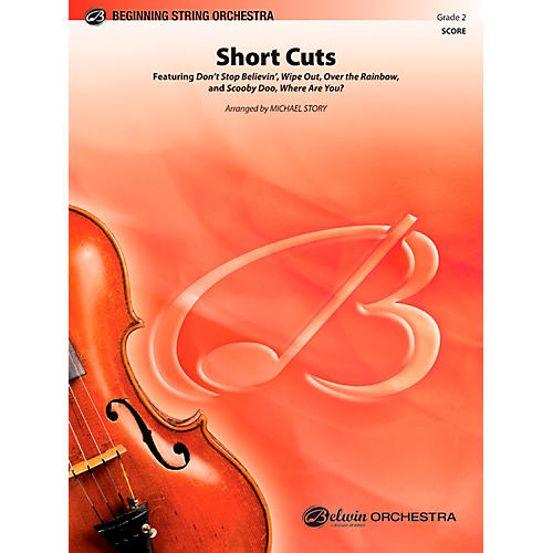 Alfred Short Cuts String Orchestra Grade 2 Set