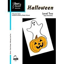 SCHAUM Short & Sweet Halloween, Level Two Late Elementary