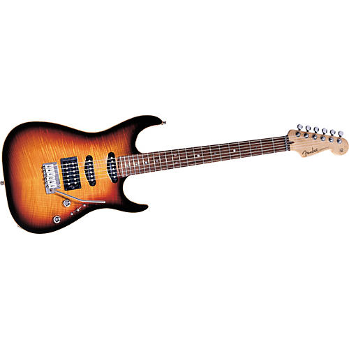 Fender Showmaster FMT Electric Guitar Set Neck