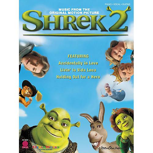 Cherry Lane Shrek 2 Piano, Vocal, Guitar Songbook-thumbnail