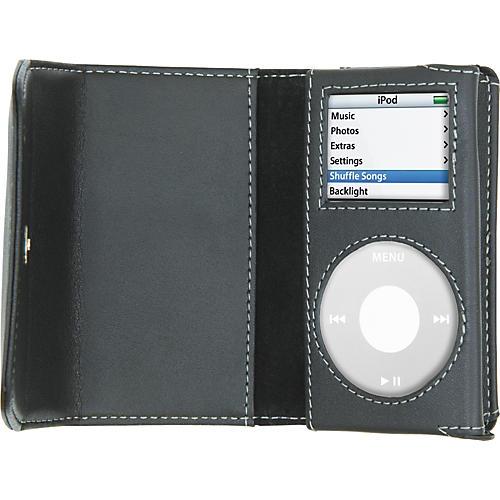 Jade Audio Shuffle Leather Case