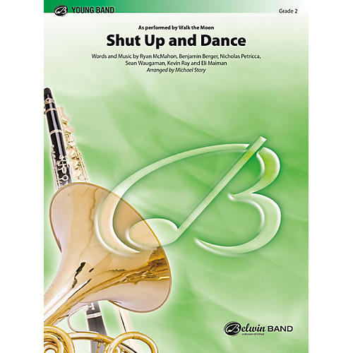 BELWIN Shut Up and Dance Grade 2 (Easy)