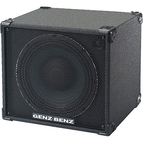 Genz Benz Shuttle 1x10 Bass Speaker Cabinet