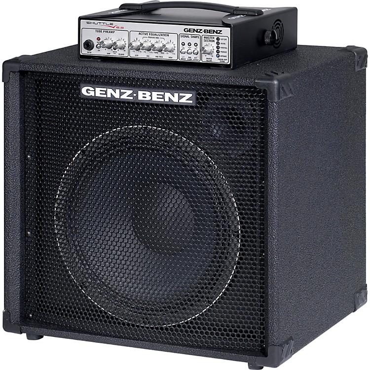 Genz BenzShuttle 6.0-12T 600 Watt Lightweight Bass 1x12 Combo