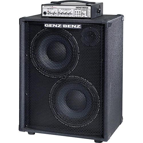 Genz Benz Shuttle 6.0-210T 600 Watt Lightweight Bass 2x10 Combo