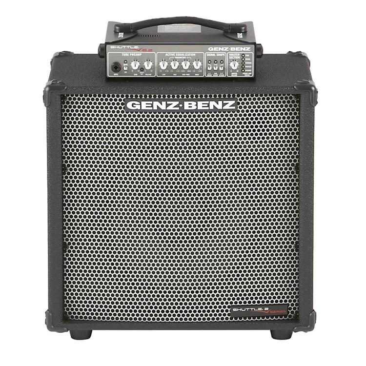 Genz BenzShuttle 6.2-12T 600W 1x12 Bass Combo Amp