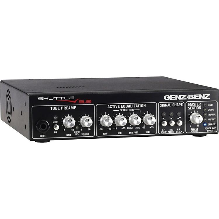 Genz BenzShuttle 9.0 900W Lightweight Bass Amp Head