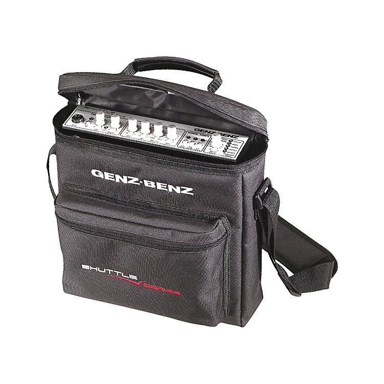 Genz BenzShuttle Series Amp Head Carrying Case