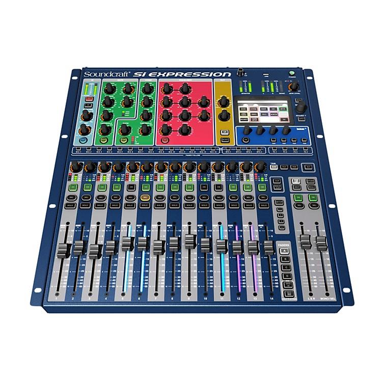 SoundcraftSi Expression 1 Digital Mixer