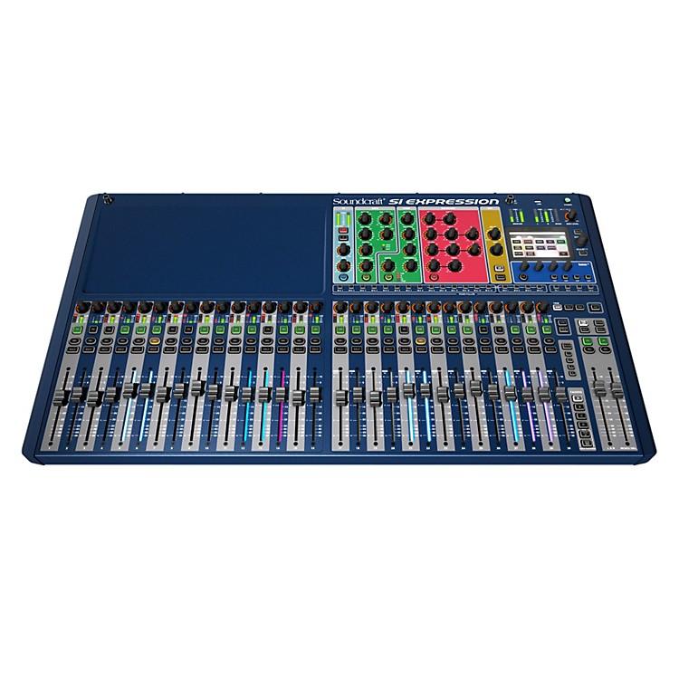 SoundcraftSi Expression 3 Digital Mixer