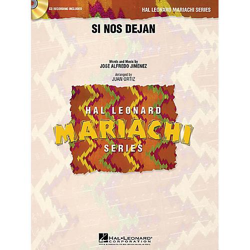 Hal Leonard Si Nos Dejan Concert Band Level 3 Arranged by Juan Ortiz