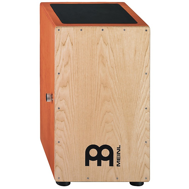 Meinl Siam Oak Snare Cajon with White Ash Frontplate Natural