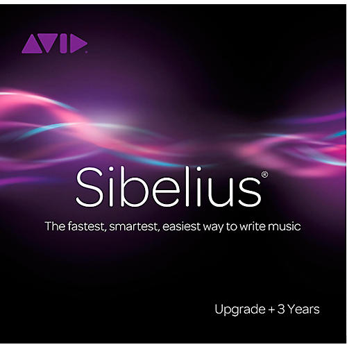 Sibelius Sibelius Get Current (3 years) (Limited time promotion - expires September 30, 2017)-thumbnail