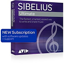 Sibelius Sibelius Subscription