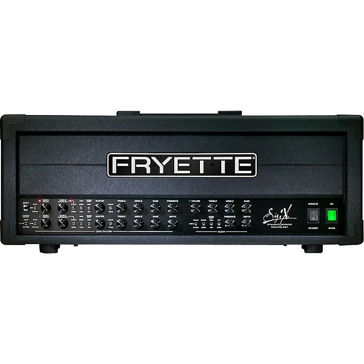 FryetteSig:X G100SX 100W Tube Guitar Amp Head