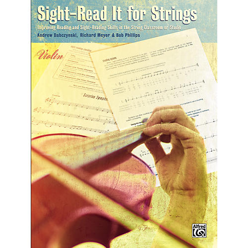Alfred Sight-Read It for Strings Violin