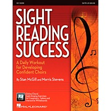Hal Leonard Sight-Reading Success (A Daily Workout for Developing Confident Choirs) SATB