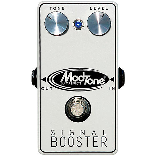 Modtone Signal Booster Guitar Pedal-thumbnail