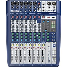 Soundcraft Signature 10 10-Input Analog Mixer Level 1
