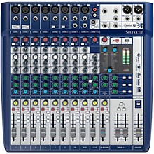 Soundcraft Signature 12 Analog Mixer Level 1