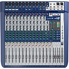 Soundcraft Signature 16 Analog Mixer Level 2 Regular 888366043776