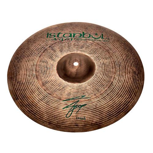 Istanbul Agop Signature Crash Cymbal 18 in.