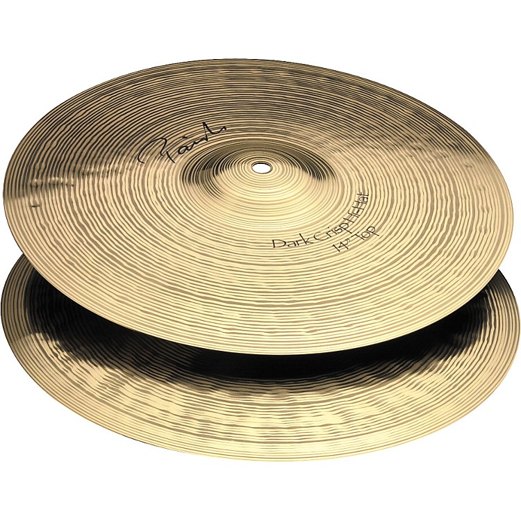 Paiste Signature Dark Crisp Hi-Hats  14