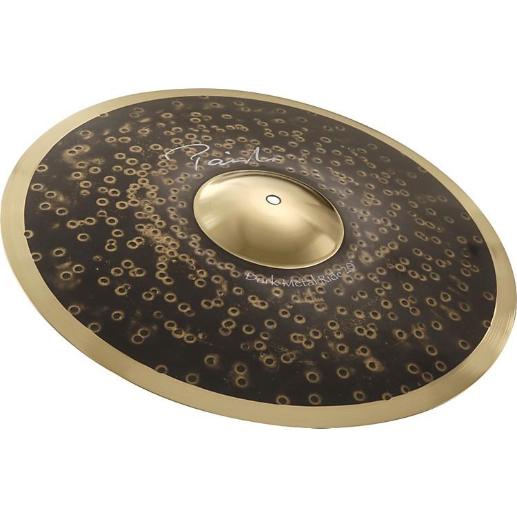 PaisteSignature Dark Metal Ride Cymbal