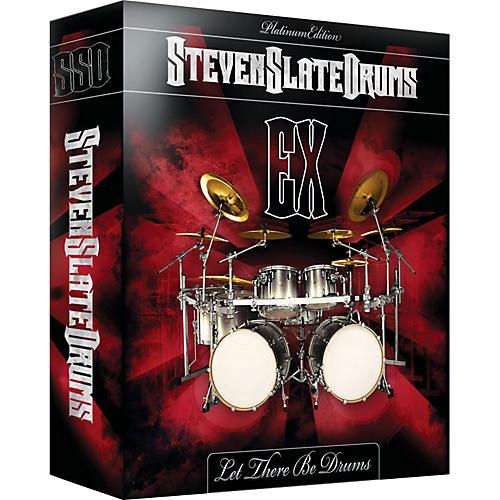 Steven Slate Drums Signature Drum Kits EX Virtual Instrument-thumbnail