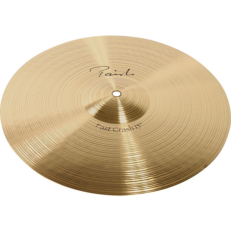 Paiste Signature Fast Crash Cymbal  15 Inches