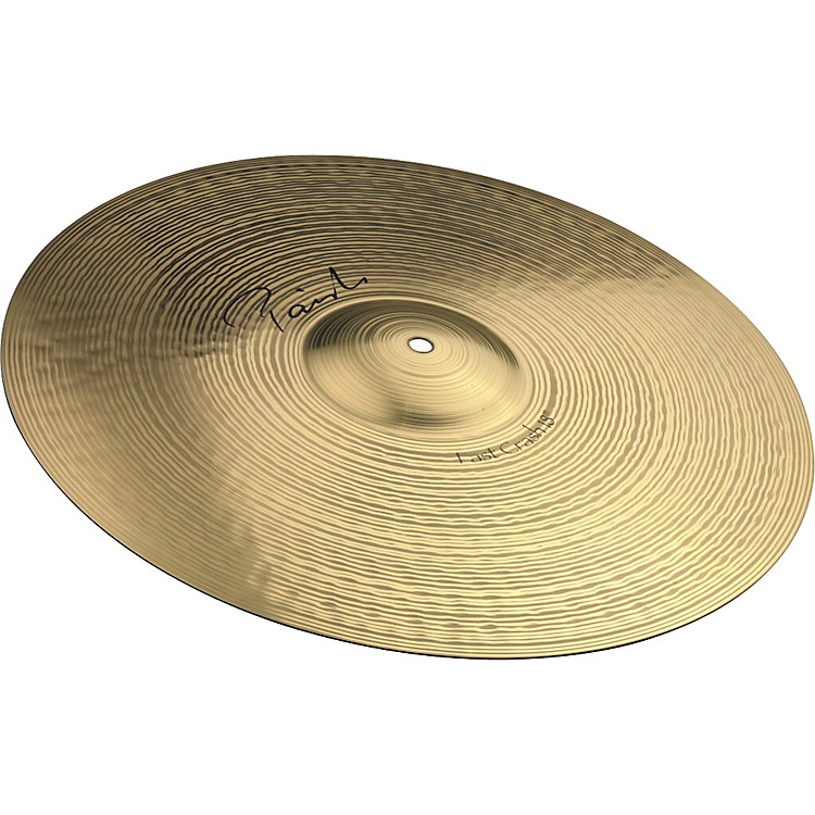 Paiste Signature Fast Crash Cymbal  17 Inches
