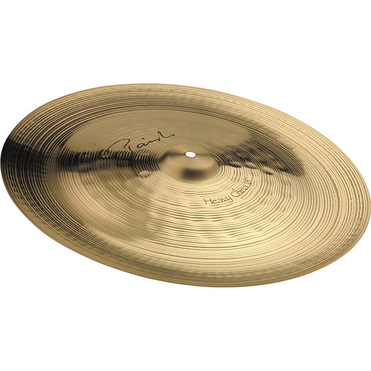 Paiste Signature Heavy China Cymbal  18 Inches