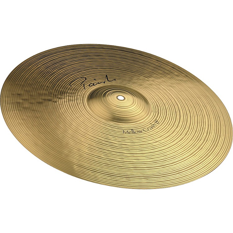 Paiste Signature Mellow Crash Cymbal  18 Inch