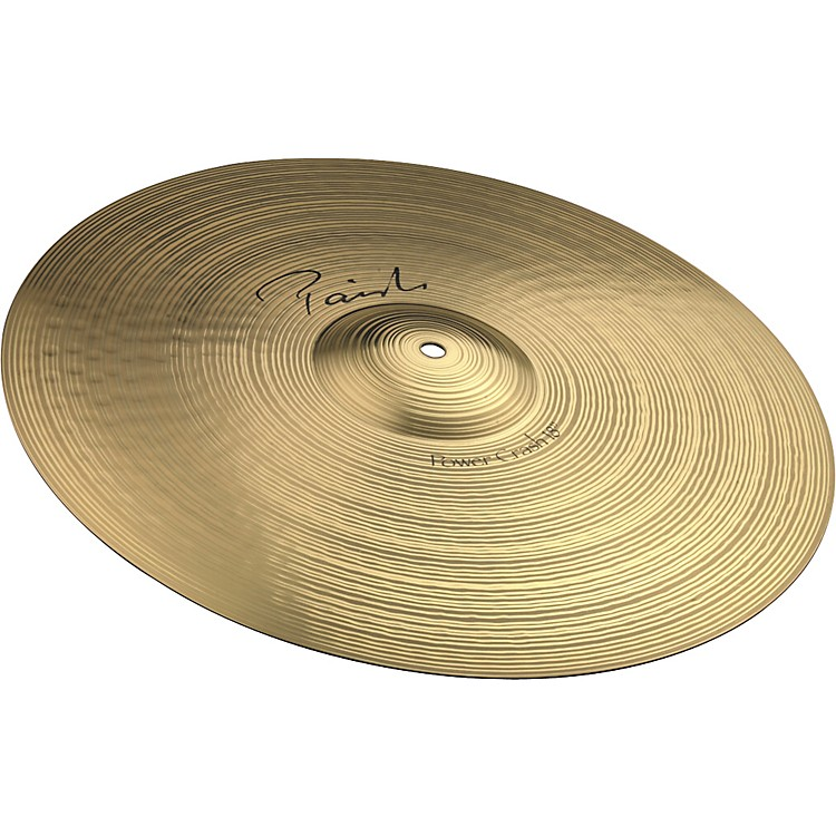 Paiste Signature Power Crash Cymbal  18 Inches