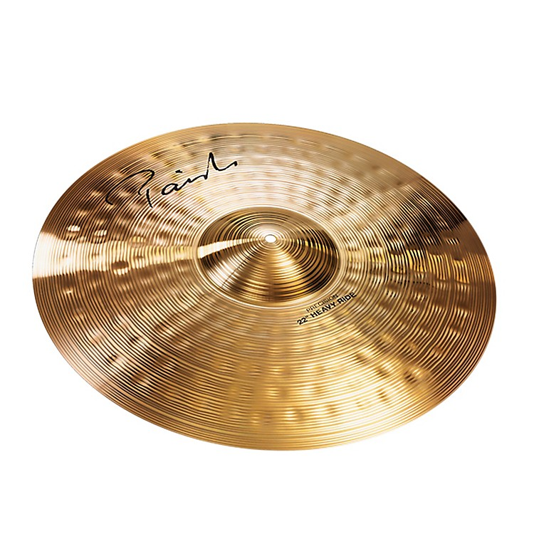 Paiste Signature Precision Heavy Ride
