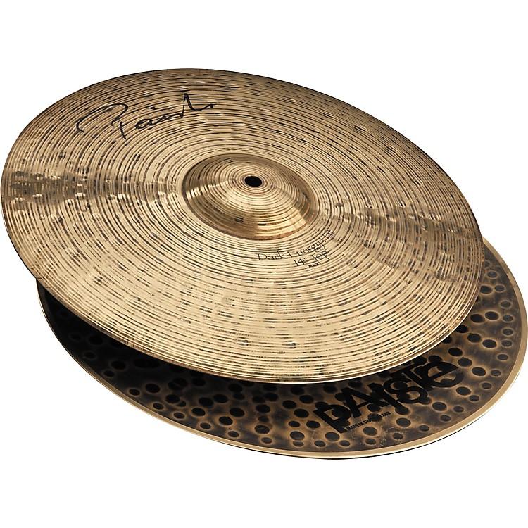 PaisteSignature Series Dark Energy MKI Hi-Hat Cymbal Pair14 Inches